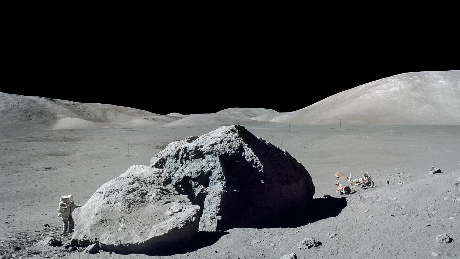 The Last Man on the Moon, or What It Means to Share