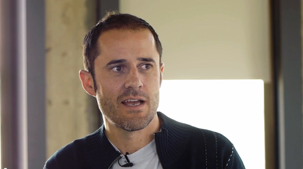 Interview With Ev Williams About the Early Days at Blogger & Twitter