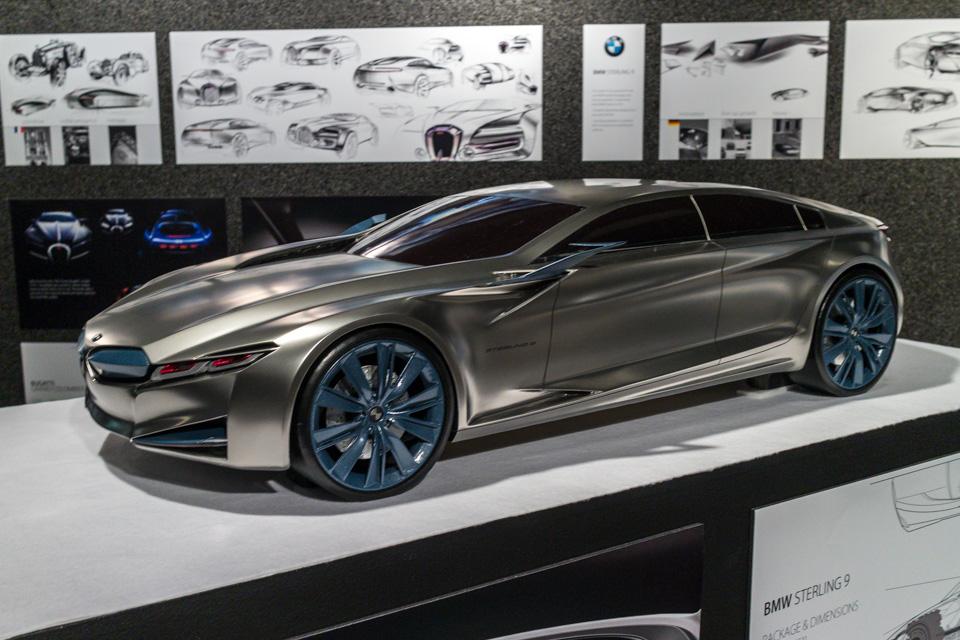 Pasadena Design Center Car Show